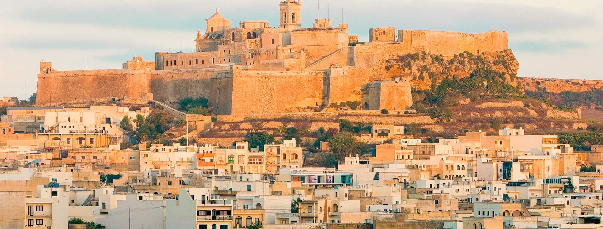 Varaa matka Gozolle, Maltalle Tjäreborgilta