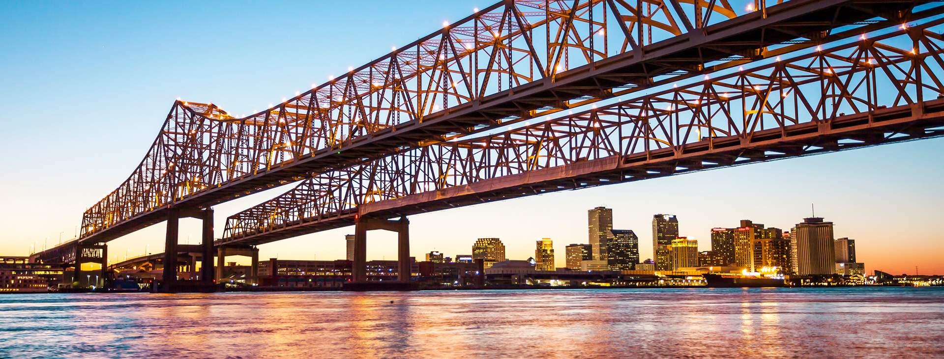 Varaa Tjäreborgin matka New Orleansiin USA:han