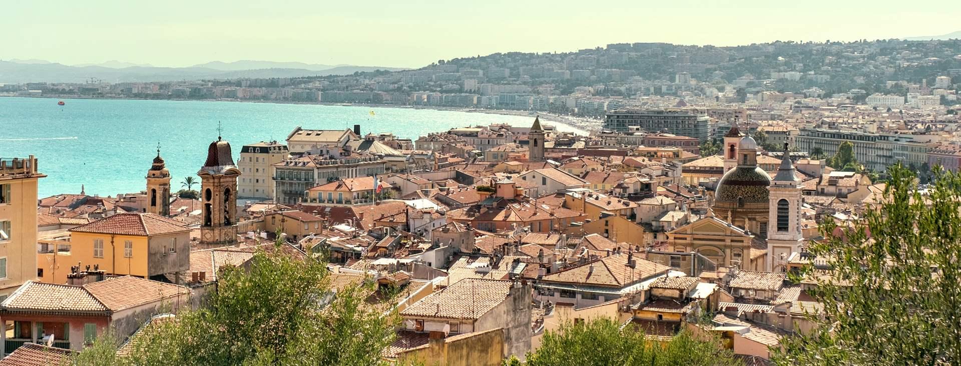 Matkoja Nizzaan, Ranskan Rivieralle
