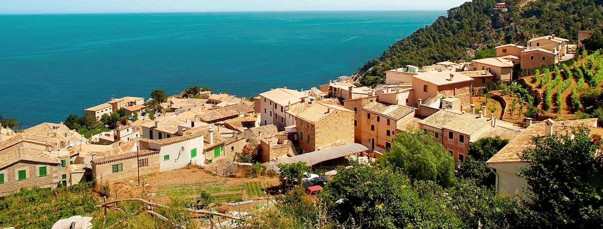 Banyalbufar ja Estellencs - kaksi kiehtovaa lomakohdetta Mallorcan länsirannikolla