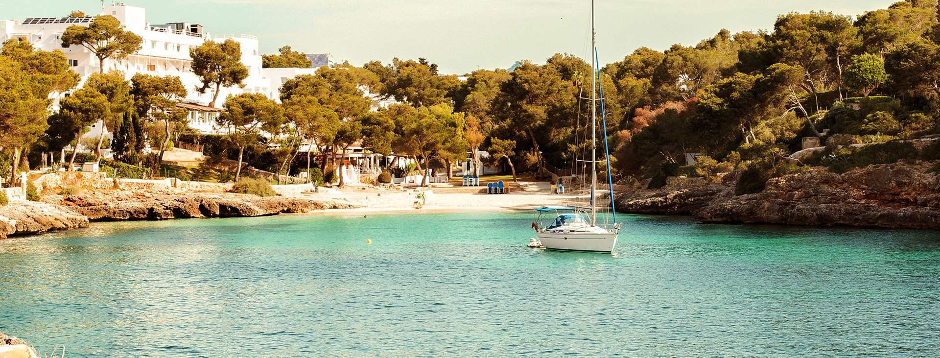 Matkat Cala d'Oriin Mallorcan itärannikolle