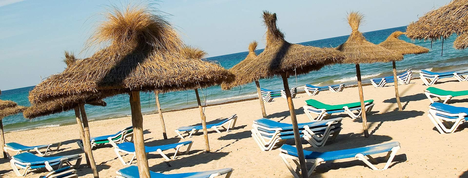 Matkat Cala Milloriin Mallorcalle