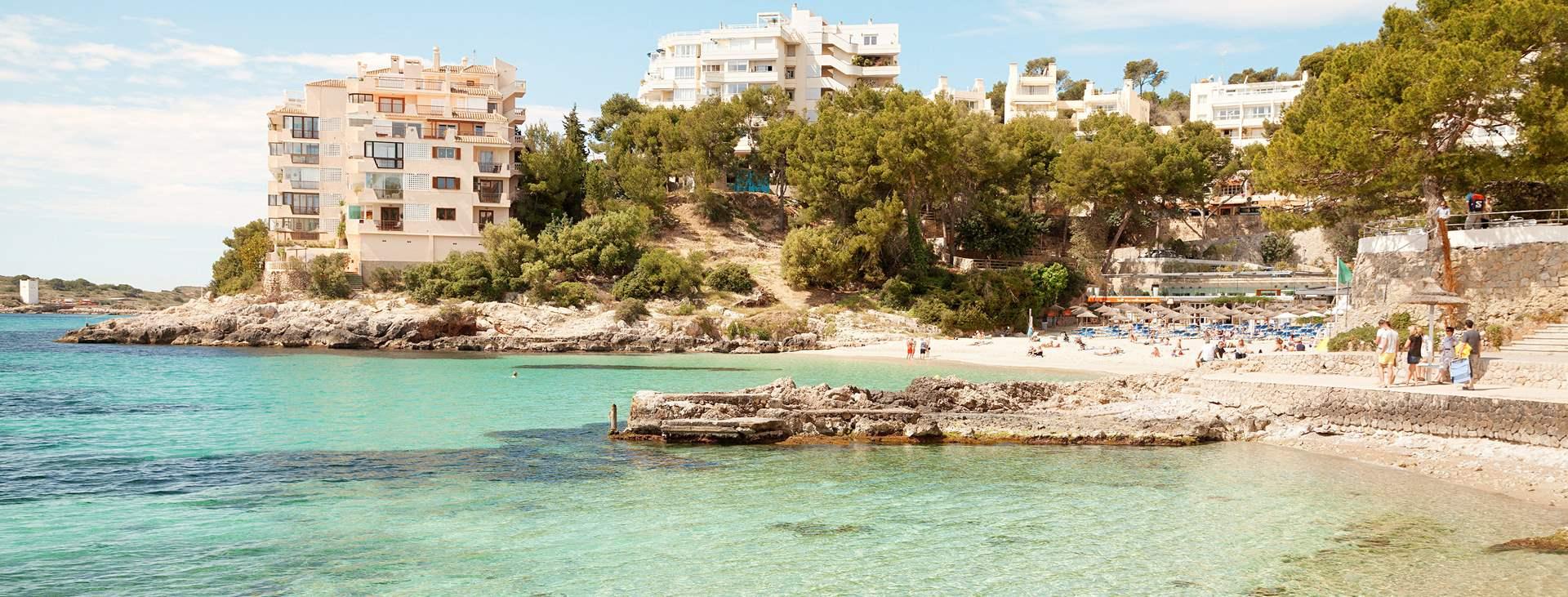 Lähde lomalle Illetakseen, Mallorcalle