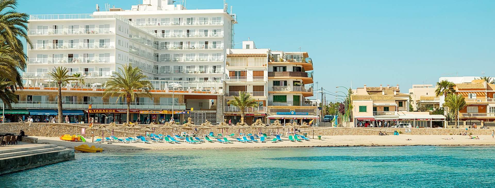 Lähde lomalle Playa de Palmaan, Mallorvalle