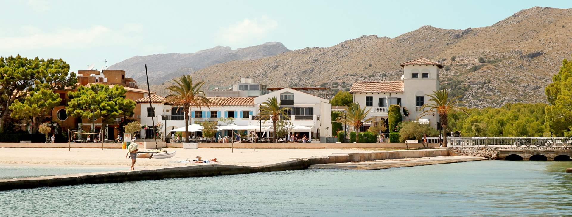 Lähde Tjäreborgin kautta Puerto Pollensaan, Mallorcalle joustavasti reittilennoilla