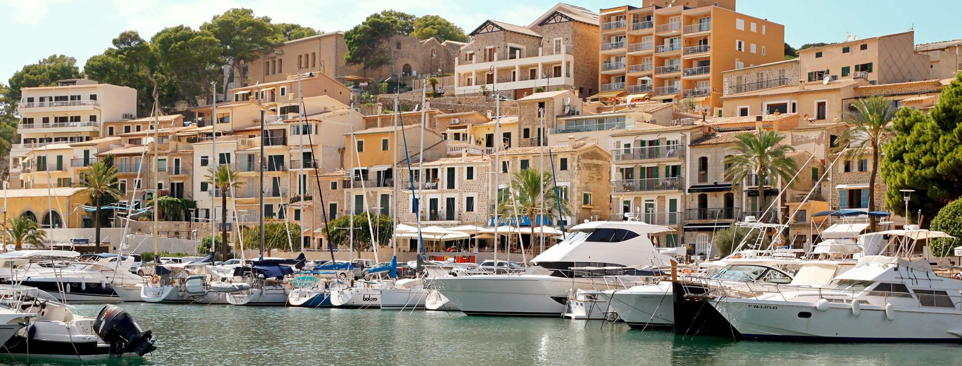 Varaa Tjäreborgin matka Puerto de Sólleriin, Mallorcalle