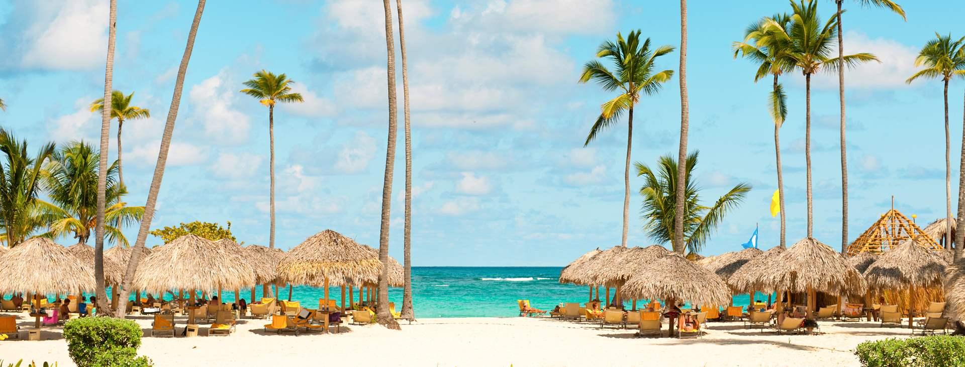 Vietä loma All Inclusive -hotellissa Punta Canassa