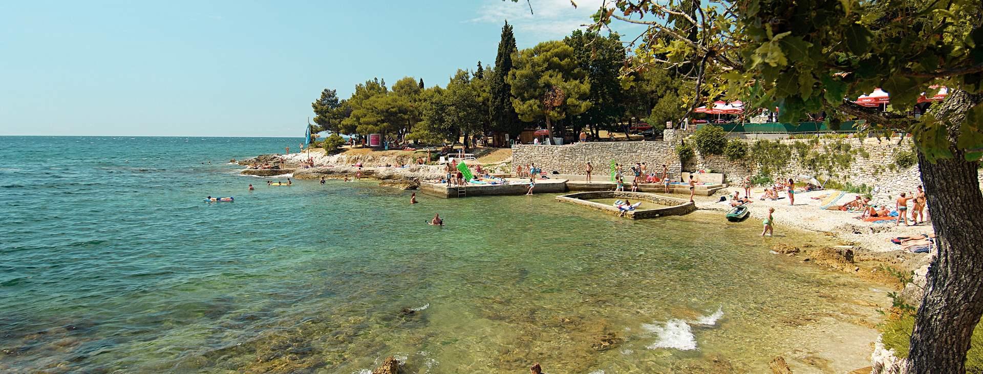 Matkoja myös Poreciin, Istrian alueelle, Kroatiaan