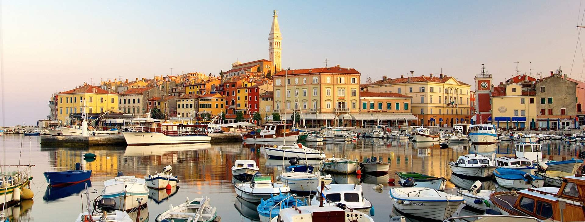 Tjäreborgin matkat Kroatiaan, Istrian niemimaalle ja Rovinjiin