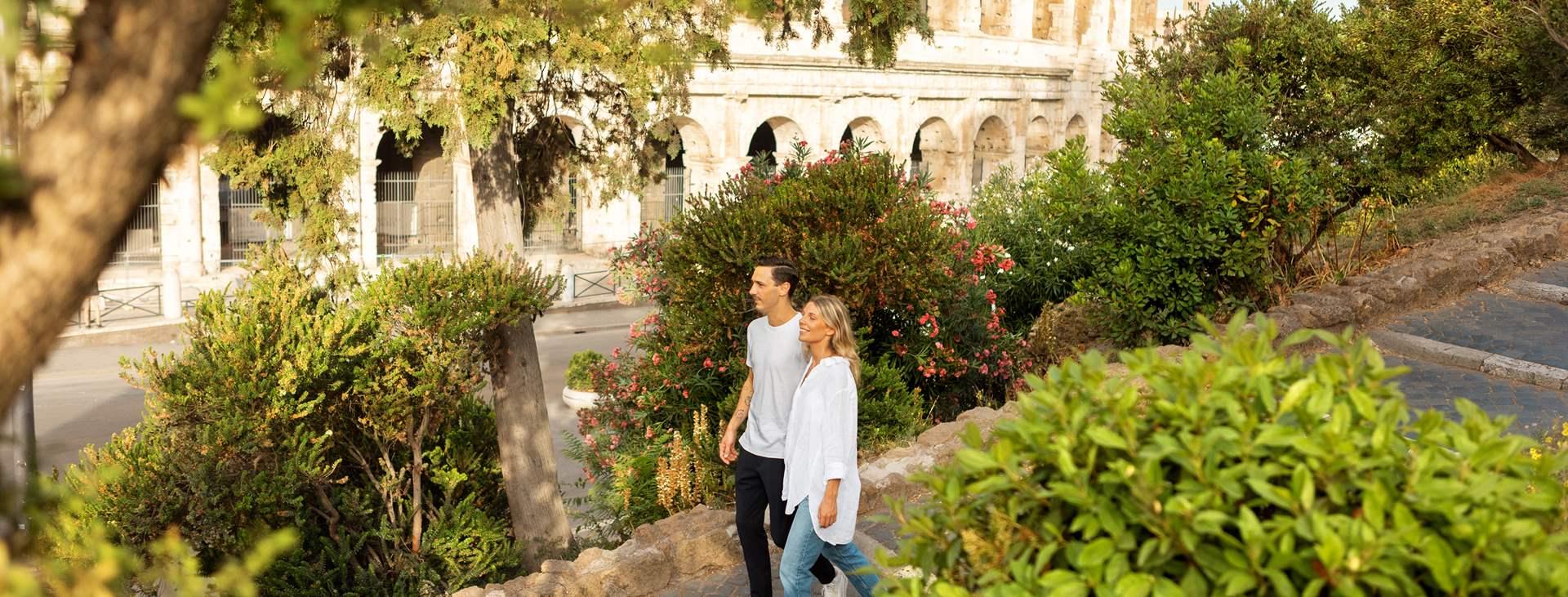 Varaa matkasi Tjäreborgilta Italiaan ja Roomaan