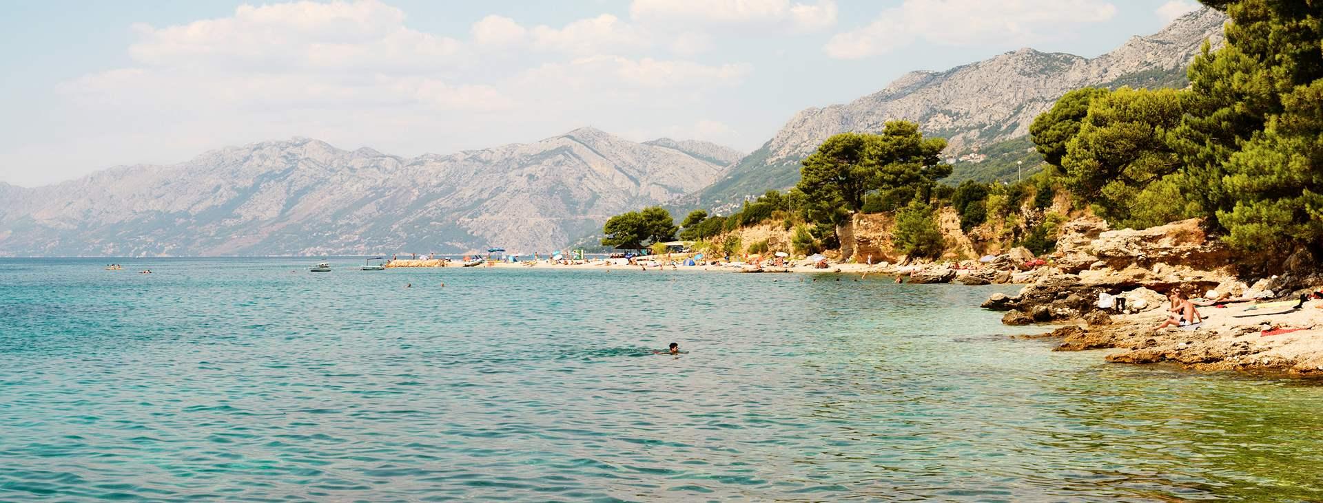 Matkat Baska Vodaan, Kroatian Makarska Rivieralle