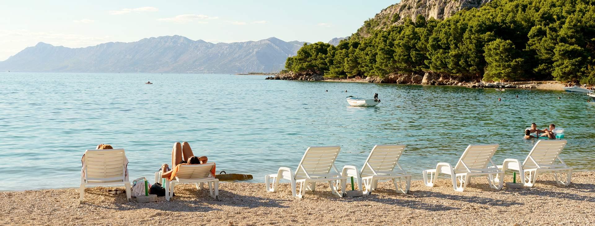 Varaa Tjäreborgin matka mielenkiintoiseen Makarskaan, Kroatiaan