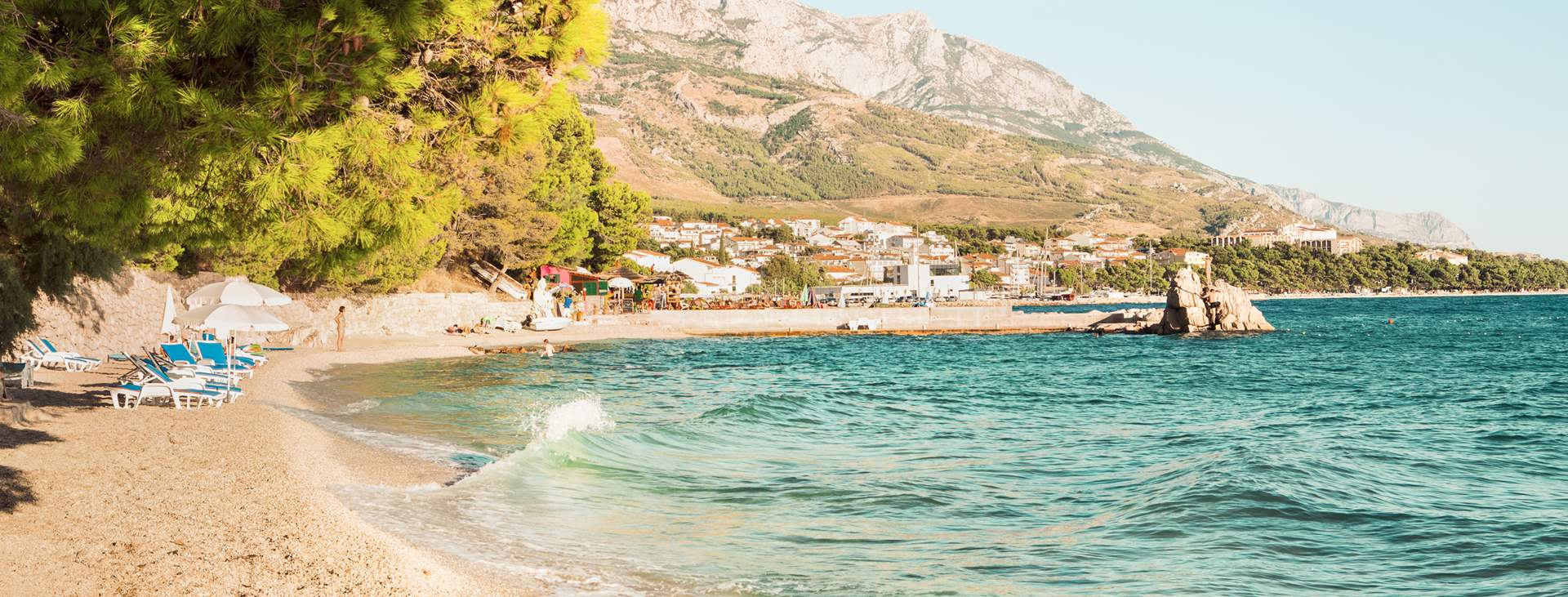 Matkat Brelaan, Makarska Rivieralle Kroatiaan