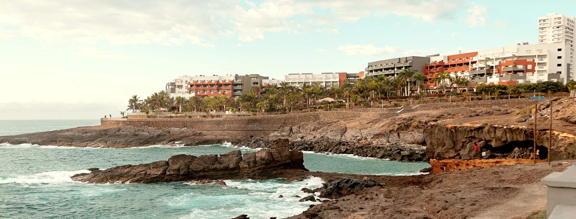 Varaa matka lapsiystävälliseen Playa Paraisoon, Teneriffalle