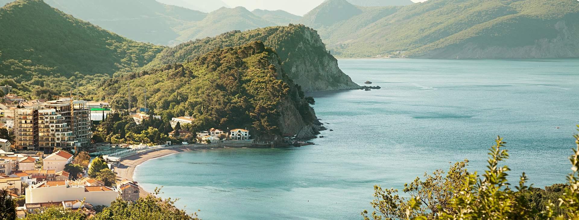 Tjäreborgilla on matkoja myös Petrovaciin, Montenegroon