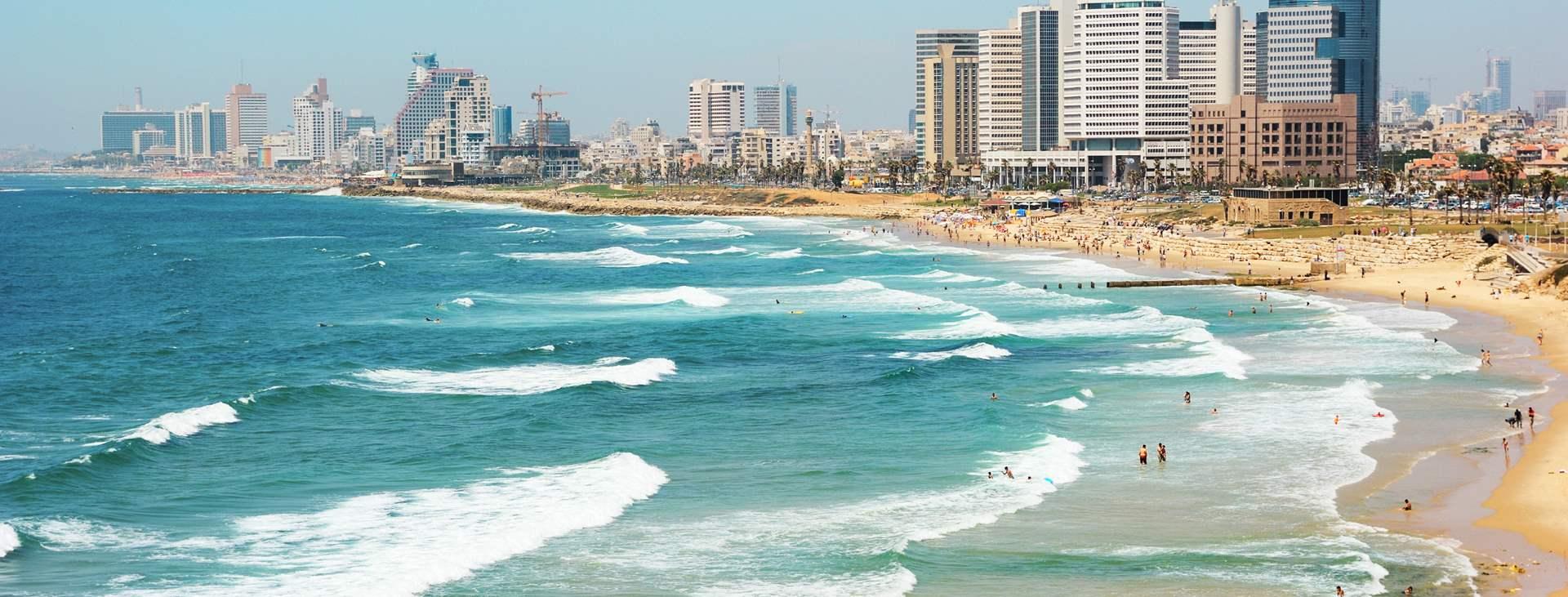Varaa Tjäreborgin matka Tel Aviviin, Israeliin
