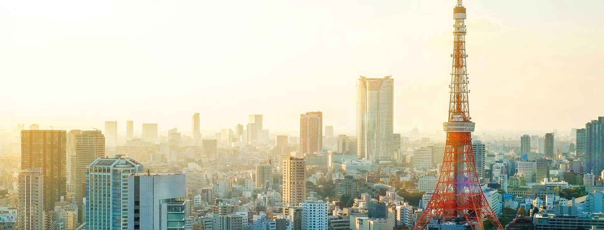 Varaa Tjäreborgilta matka Japaniin ja kiehtovaan Tokioon