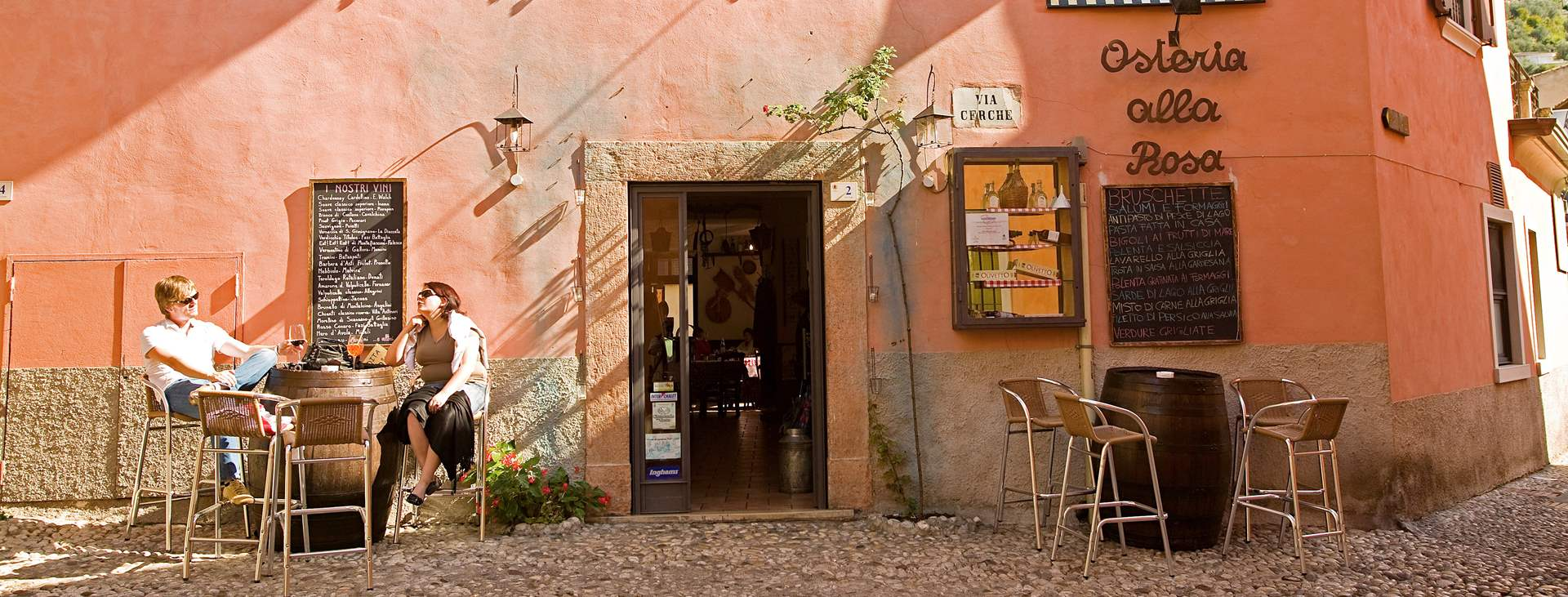 Matkalla Italiaan ja Veronaan? Varaa matkasi Tjäreborgilta
