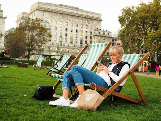 Lontoo, Green Park