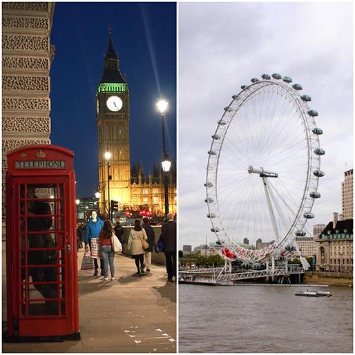Lontoo, Big Ben