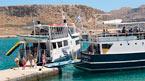 Boat trip daily - Voidaan varata jo ennen matkaa