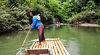 Khao Sok - sademetsän keskellä