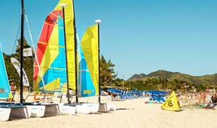 St. Maarten, St. Kitts, Antigua, St. Lucia, Barbados